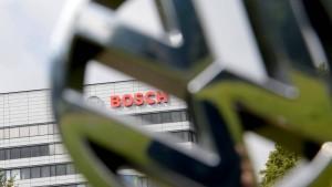 VW prüft Abgas-Klage gegen Bosch