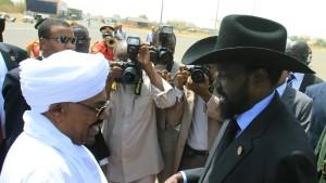 Sudan und Südsudan einigen sich auf entmilitarisierte Zone