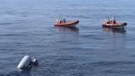 Nach Bootsunglück hunderte Tote befürchtet