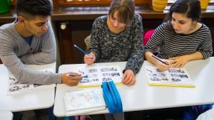 AfD will bestimmte Flüchtlingskinder separat unterrichten lassen