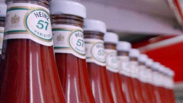 Starinvestor Buffett kauft Heinz Ketchup
