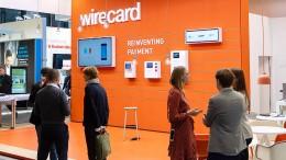 Anleger dürfen wieder auf fallenden Wirecard-Kurs spekulieren