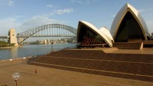 Nervosität in Australien steigt