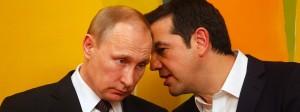Hatten einiges zu bereden: Wladimir Putin und Alexis Tsipras