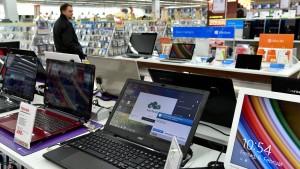 Computer werden so oft gekauft wie lange nicht