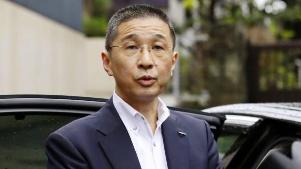 Nissan beschleunigt Saikawas Rücktritt