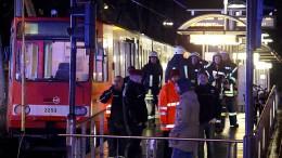 Fahrer der Unfall-Straßenbahn wohl alkoholisiert