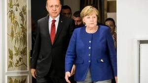 Nicht nur Merkel hat langsam genug von Erdogans Politik