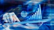 Profit durch Technologie: Die Aktienkurse deutscher Tec-Unternehmen sind in den vergangenen fünf Jahren um 170 Prozent gestiegen.
