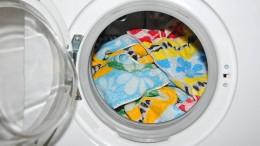 Weiche Wäsche mit Schlachtabfällen