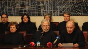 Verfassungsrichter stoppen Sparhaushalt