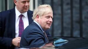 London will Handelsgespräche mit Washington aufnehmen