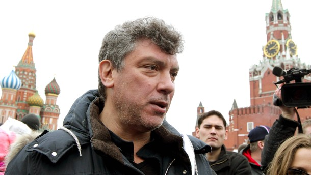 Durchsuchungen bei Oppositionsführern in Moskau