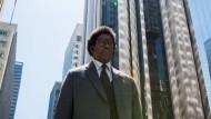 Dieser Anwalt wird sich von der Justiz nicht einschüchtern lassen: Denzel Washington als Roman J. Israel