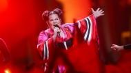 Die israelische Sängerin Netta galt als Favoritin beim diesjährigen Eurovision Song Contest.