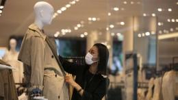 Das Virus wirft Japan in eine schwere Rezession
