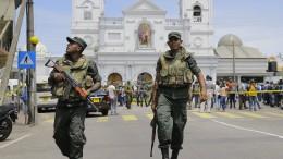 Mehr als 130 Tote bei Anschlägen in Kirchen und Hotels