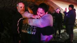 Mann erschießt zwölf Menschen in Disko in Kalifornien