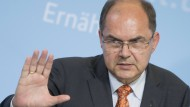Bundesagrarminister sieht kriminelle Machenschaften