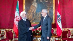 Iran will bei eigenen Vorteilen an Atomabkommen festhalten
