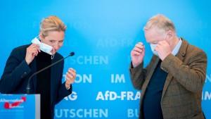 Verfassungsschutz beobachtet AfD bundesweit