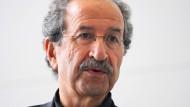 Der syrisch-deutsche Schriftsteller Rafik Schami