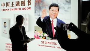 Peking bekommt Gegenwind