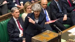 Unterhaus stimmt für weiteren Brexit-Aufschub