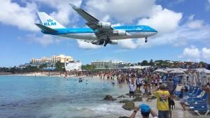 Letzte Landung am berühmtesten Flughafen der Welt
