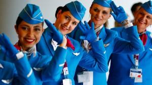 Krebsrate bei Flugpersonal erhöht