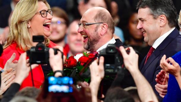 Reicht der Schulz-Effekt bis ins Saarland?