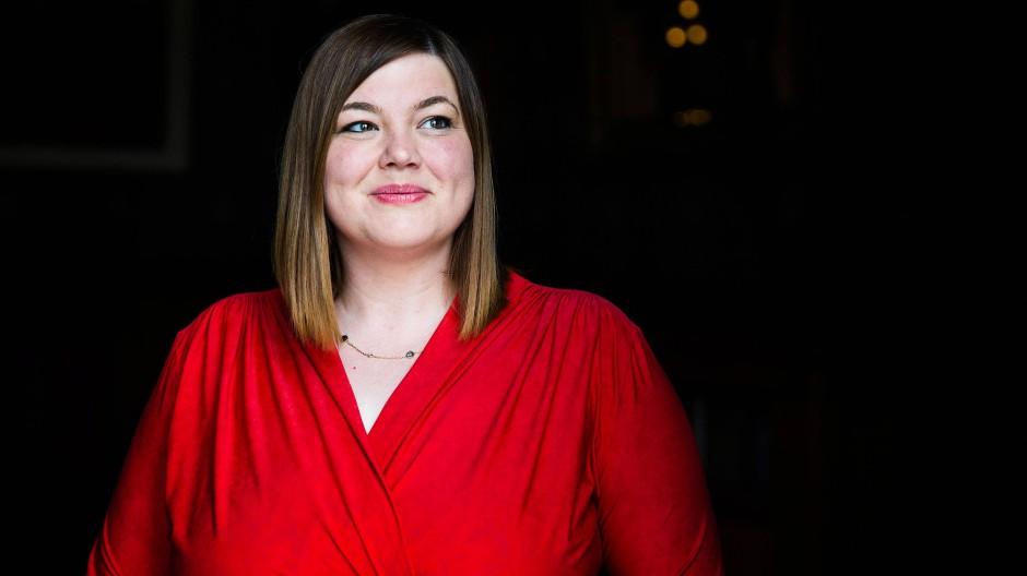 Will für eine echte Verkehrswende, eine mutigere Wirtschaftspolitik und mehr Bürgerrechte streiten: die Grünen-Spitzenkandidatin Katharina Fegebank