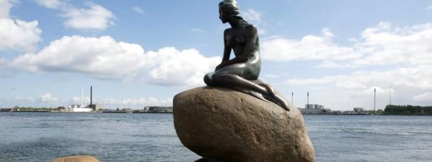 Gewinne in Dänemark: Kopenhagen ist auch für seine Meerjungfrau bekannt.