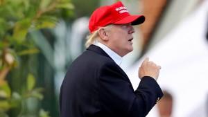Trump bei Amerikanern so unbeliebt wie nie zuvor