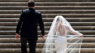 Im vergangenen Jahr gab es 400.000 Hochzeiten in Deutschland.