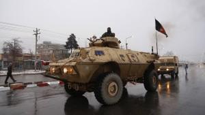 Tote bei Angriff auf Kabuler Militärakademie
