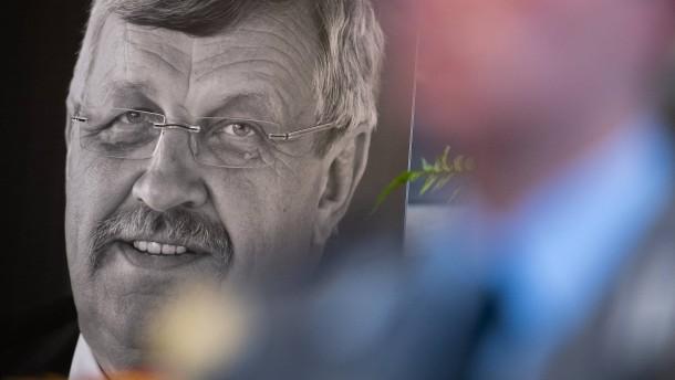 AfD-Abgeordneter sieht bei CDU Mitschuld am Tod Lübckes
