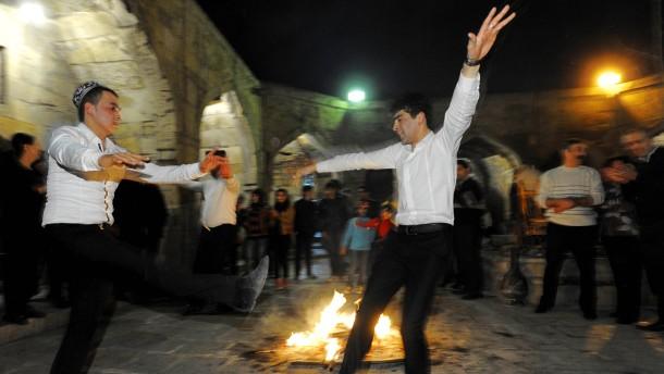 Nouruz-Fest in Baku