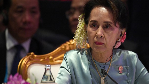 Militärjunta klagt Suu Kyi wegen Korruption an