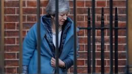 Nächste Schlappe für Theresa May