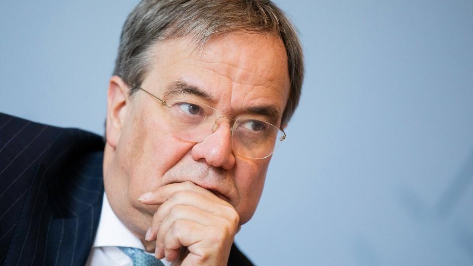 Er hat die besten Aussichten, CDU-Vorsitzender zu werden, aber ist er auch der prädestinierte Kanzlerkandidat? Armin Laschet, Ministerpräsident von Nordrhein-Westfalen.