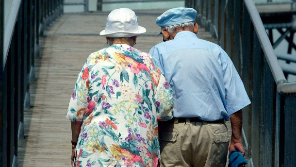 Wo es für Rentner besonders teuer ist