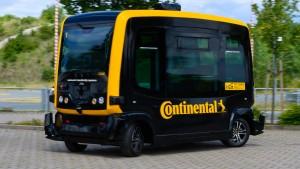 Continental macht in drei Monaten zwei Milliarden Euro Verlust