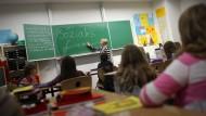 Hier sieht's ganz gemütlich aus: Archivbild aus einer Schule in Wiesbaden