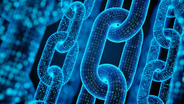 Der Finanzminister grübelt über die Blockchain