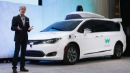 Googles Schwesterfirma verklagt Uber