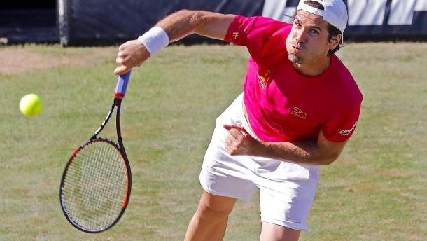 Haas verdirbt Federers Comeback