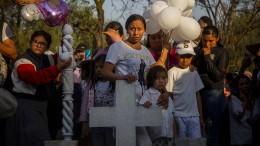 Verdächtige nach Mädchenmord in Mexiko gefasst