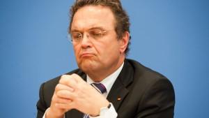 Friedrich plant Rede bei Bundespolizei in Potsdam