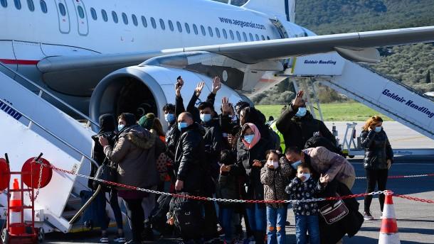 Der letzte Flug nach Deutschland